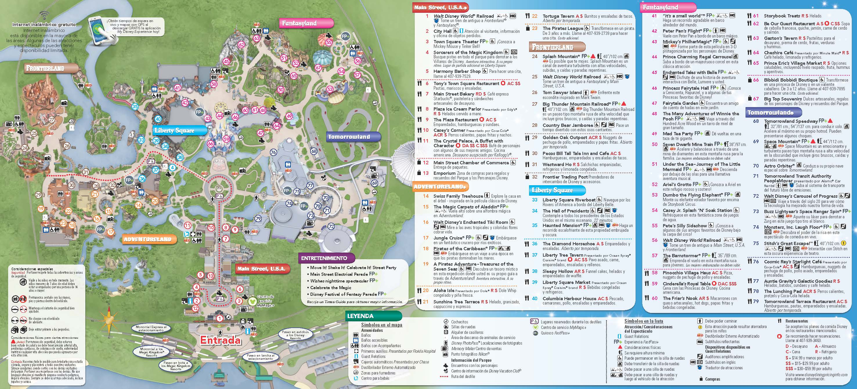 ... Map Of Disney Magic Kingdom 2015 | Search Results | Calendar 2015